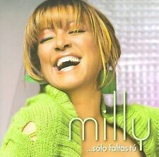 Solo Faltas Tu by Milly Quezada (CD, May-2008, Universal Music Latino)