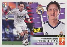 N°12 MESUT OZIL # DEUTSCHLAND REAL MADRID STICKER PANINI ESTE LIGA 2014