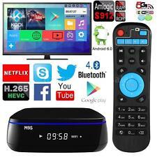 M9S Mix TV Box S912 Octa Core 16GB 4K Android 6.0 2.4G/5G WiFi Media Player D7U2