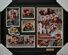 Casey Stoner Limited Edition Signed and Framed Memorabilia