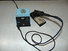 Weller WES51 Solder Station Power Unit with PES51 Solder Gun Pencil Iron & Stand