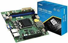 MSI csm-c222-089 - placa-mini-ITX lga2011 socket-c222-USB 3.0
