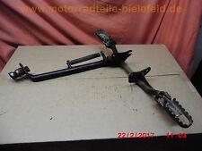 original parts Ersatzteile Suzuki TS50 TS80: 1x Fuss-Rasten-Anlage foot-peg-assy