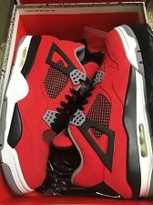 Air Jordan 4 Toro Size 10.5 Bred Cement Oreo Military Thunder Nds 100% Authentic