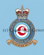 ROYAL AIR FORCE GOOSE BAY  MOUSE MAT