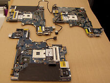 #S1B11 lOT OF 3 Dell Latitude E6410 Motherboard HNGW4 CDK0T