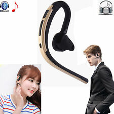 Wireless Bluetooth Stereo Headset For PC Blackberry iPhone 7 6S 5S Samsung S6 S7