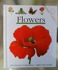 Flowers by Claude Delafosse and René Mettler (1995, Hardcover)