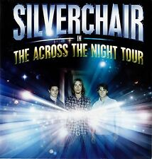 SILVERCHAIR - ACROSS THE NIGHT: Tour Program Magazine RARE
