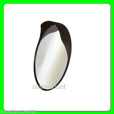 Convex Traffic Mirror 40cm Blind Spot Wide Angle [SWSM2] Driveway Road Workshop