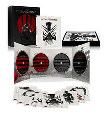 The Wolverine (Blu-ray/DVD, 2013, 4-Disc Set, Unleashed Extended Edition...