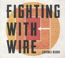 Fighting With Wire - Colonel Blood - CD