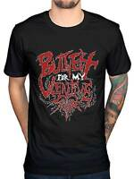Official Bullet For My Valentine Doom Unisex T-Shirt Men's Band Merch AxeWound