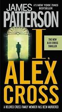 I, Alex Cross by James Patterson (2009, Hardcover, Large Type)