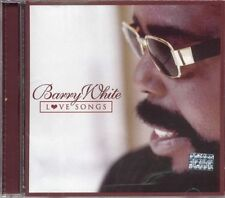 Love Songs by Barry White CD, Feb-2003