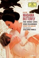 "Giacomo Puccini ""Madame Butterfly"" DVD merce nuova!!!"
