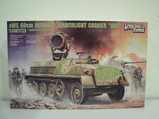 """Great Wall Hobby. L3511,German """"sWS 60cm Infrared Searchlight Carrier""""UHU"""", 1,35"""