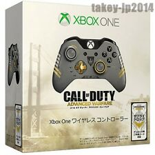 New Xbox One Wireless Controller (Call of Duty Advanced Warfare) from Japan F/S