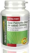 Saw Palmetto 3000mg | 180 Comprimés (E592)