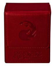 MAGIC Mana Flip Box Red Rosso Deck Box MTG Ultra Pro