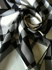 """BN 12 momme Twill Pure Silk square Scarf 0.9mX 0.9 m (35"""" x 35"""")"""