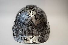 Pyramex  Cap Style Hard Hat hydrodipped in Naughty Boy #2 Gloss