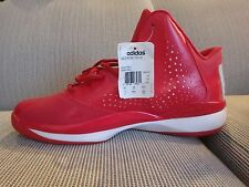 ADIDAS SM D ROSE 773 III S84348 720 red white size 17 NWOB