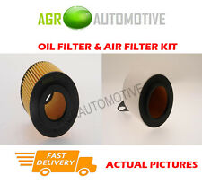 PETROL SERVICE KIT OIL AIR FILTER FOR BMW 120I 2.0 170 BHP 2007-12