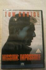 Mission: Impossible (DVD) Brand new still sealed. Tom cruise.