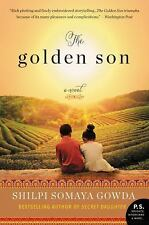 The Golden Son a novel by Shilpi Somaya Gowda FREE SHIPPING