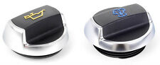 Pair Of New Genuine Porsche 991 Coolant & Oil Cap VW Audi Seat Skoda VAG 1.8 2.0