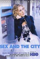 SEX AND THE CITY (TV) Movie POSTER 11x17 C Sarah Jessica Parker Kim Cattrall