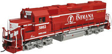 Atlas-Trainman GP38-2 Indiana Rail Road #3802  HO SCALE