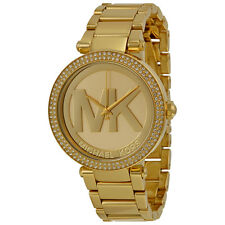 Michael Kors Parker Gold-tone Watch MK5784