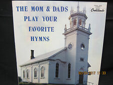 The Mom and Dads Play Your Favorite Hymns - Crescendo Records 1974