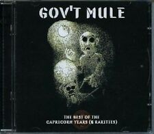 Gov't Mule The Best Of The Capricorn Years (& Rarities) 2-CD NEW SEALED 2012