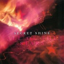 SECRET SHINE All of the Stars CD from Ex Sarah Records Shoegaze Band Clairecords