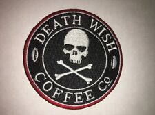 Death Wish Coffee Patch