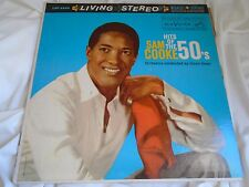 Original Stereo RB Soul LP : Sam Cooke ~ Hits Of The 50's ~ RCA Victor LSP 2236