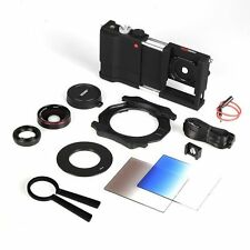 Koziro Cinema Mount Mark II LG IPhone Samsung cage GND wide angle macro lens