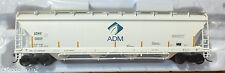 Atlas HO #20003757 (Rd #50059) ADM (Leaf Logo) ACF Pressureaide Hopper (RTR)