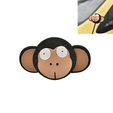 Cute Big Eyes Monkey Antenna Topper Eva Decorative Topper Balls for Car