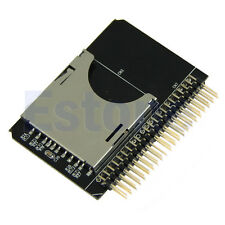 SD/Micro sd Memory Card to 2.5 44pin IDE Adapter Reader For Laptop NEW