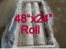 """48""""x 24"""" - 150 mesh/ 100 Micron Stainless Steel Wire Mesh 24""""x48"""" Roll .0021"""""""