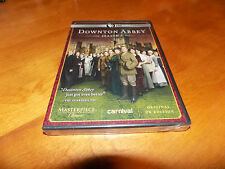 DOWNTON ABBEY Season 2 Two 3 Disc Set PBS BBC TV Series Classic DVD SET NEW