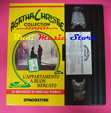 VHS film L'APPARTAMENTO A BUON MERCATO Agatha Christie collection (F88) no dvd