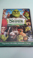 "DVD ""SHREK 4 EL CAPITULO FINAL"" PRECINTADO SEALED"