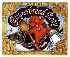 Gingerbread Baby by Jan Brett (1999, Hardcover)
