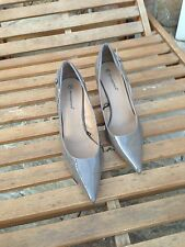 Atmosphere Stilettos Light Brown Shiny Size 4/37