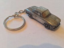 Karman Ghia Type 34 (MK3) ref111 3D split-ring keyring FULL CAR